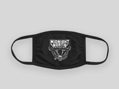 2-PACK: Midnight North Bullhead Face Mask main photo