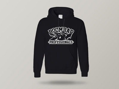 BBP 'B' Hoodie (Black) main photo