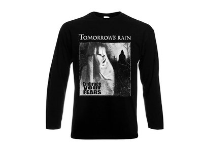 Long sleeve shirt - Embrace Your Fears - front & back print main photo