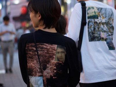 Night T-Shirt MOM x CARHARTT - BLACK main photo