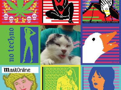 8 Stickers main photo