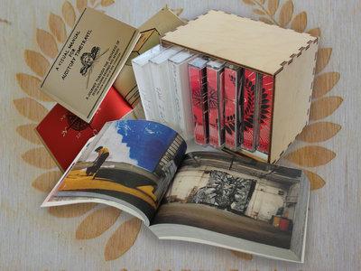 35 Year Zesde Kolonne Box set main photo