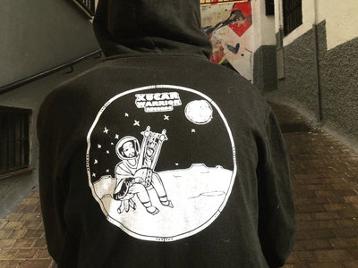 Vibes From Outta Space Hoodie - Black main photo
