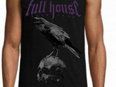 Tank Top for Gentlemen (Skull & Crow) main photo