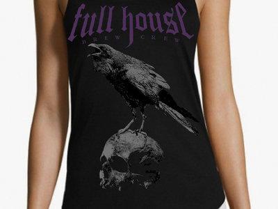 Tank Top for Ladies (Skull & Crow) main photo