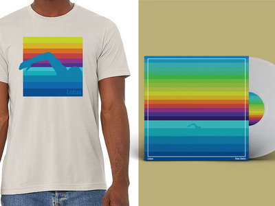 Free Swim Shirt+Vinyl combo package main photo