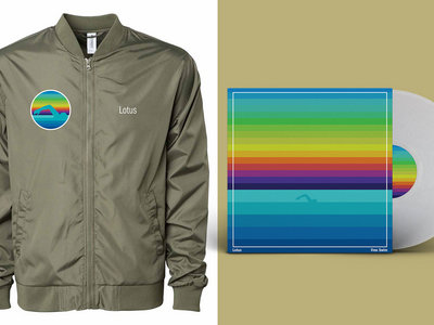 Free Swim Bomber Jacket + Vinyl combo package main photo