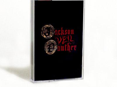 Jackson Veil Panther Cassette + T Shirt Bundle main photo