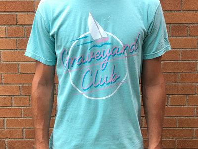 Sailboat design Men's/Unisex Teeshirt main photo