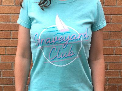 Sailboat Design Women's Teeshirt main photo
