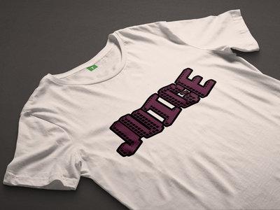 Juic-e Logo mkII T-Shirt (White) main photo