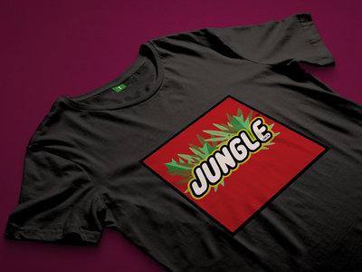 JUNGLE Bricks T-shirt (Black) main photo