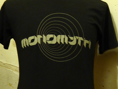 Monomyth Logo Shirt (Black) main photo