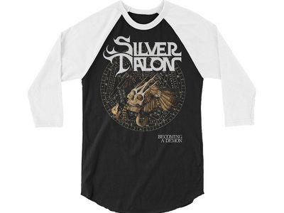 Becoming A Demon 3/4 Sleeve Raglan Shirt main photo
