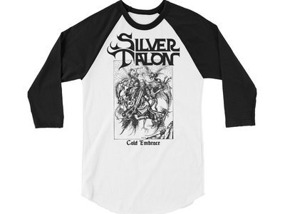 Cold Embrace 3/4 Sleeve Raglan Shirt main photo