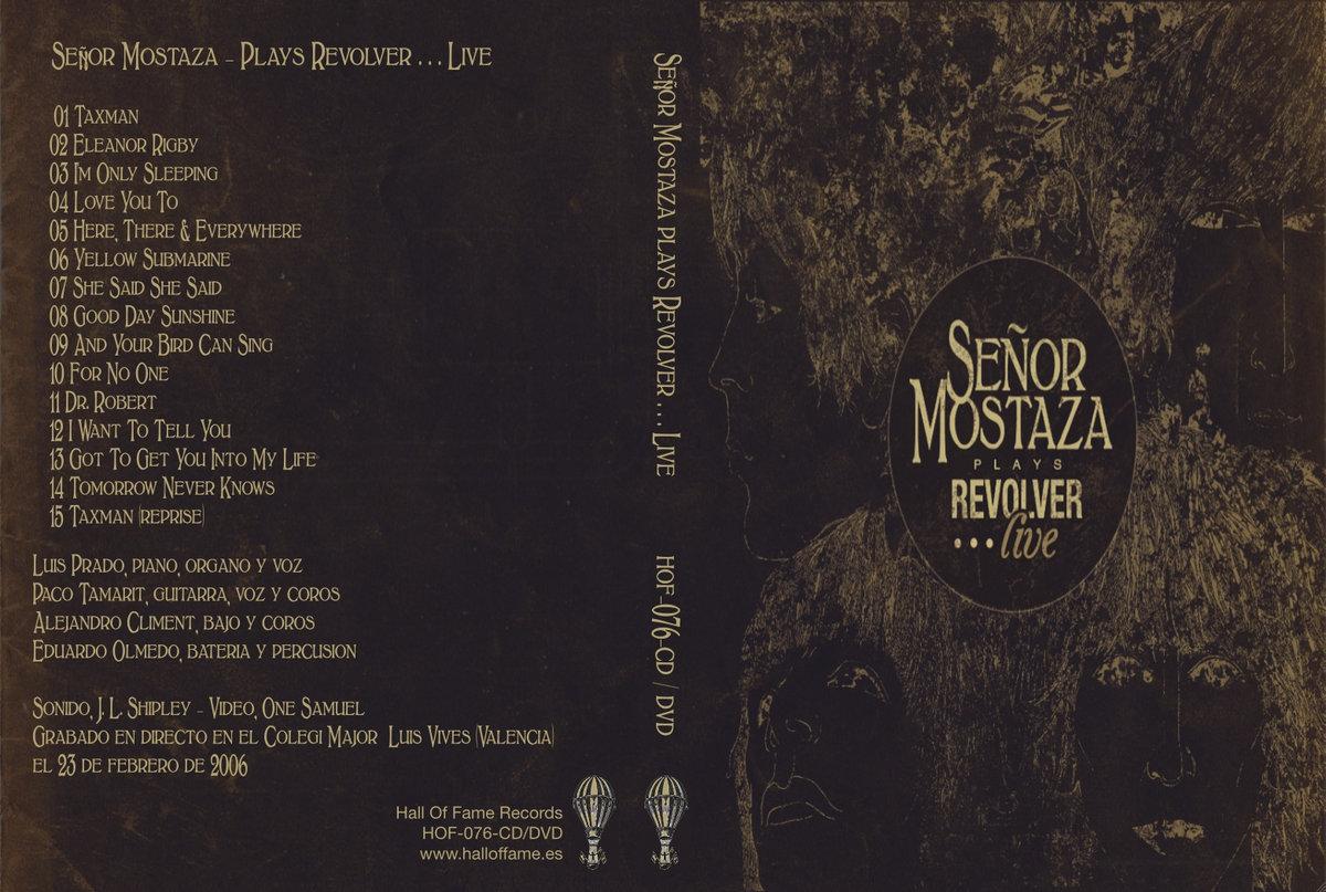 Love You To Senor Mostaza Luis Prado Senor Mostaza