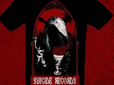 Ω SUICIDE TEMPLAR Δ. (Label T-shirt) main photo