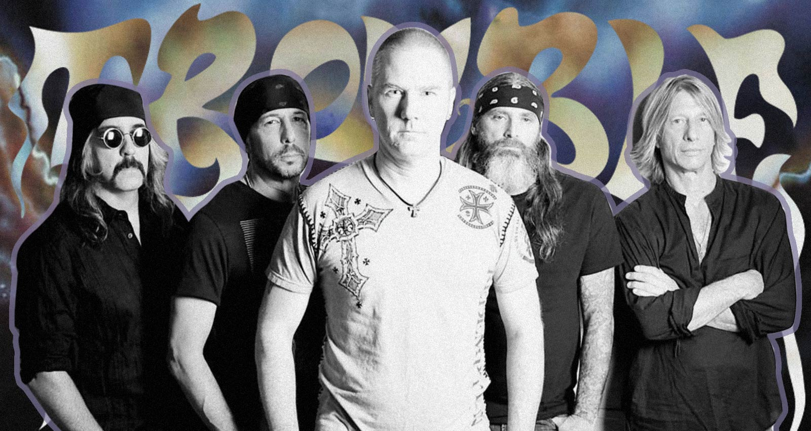 Image result for trouble metal band 2020