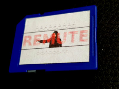 The Cult Of Remute Portable (Nintendo DS file on a custom-made SD card) main photo