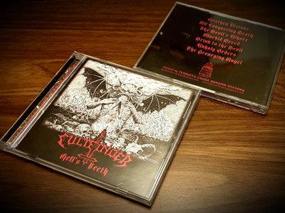 Cultfinder - Hell's Teeth - CD main photo