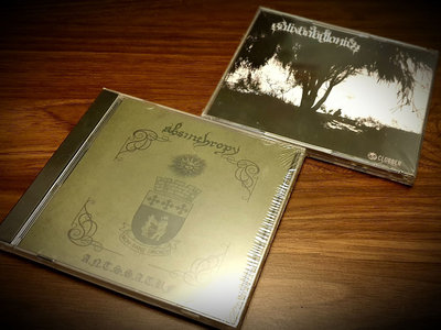 Absinthropy / Salix Babylonica - Split - CD main photo