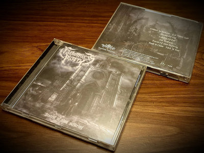 Fathomless Misery - Descent of Slow Suffering - CD main photo