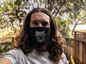 2-PACK: Midnight North Bullhead Face Mask photo