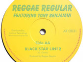 REGGAE REGULAR - WHERE IS JAH/BLACK STAR LINER 12 Inch (Extended Mixes) photo