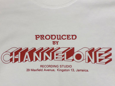 CHANNEL 1 LICENSED T SHIRT (Gildan 100% Cotton) RED PRINT + LTD CHANNEL 1 CARRIER BAG main photo