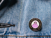 Monster Jinx is for the Children Enamel Pin photo