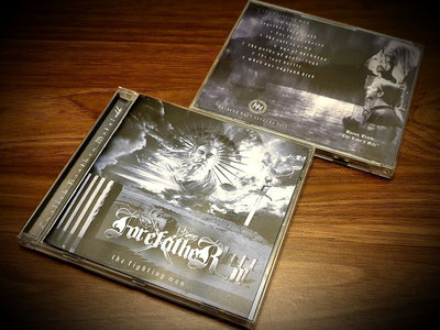 Forefather - The Fighting Man - CD main photo