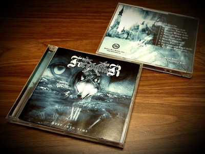 Forefather - Deep Into Time - CD main photo