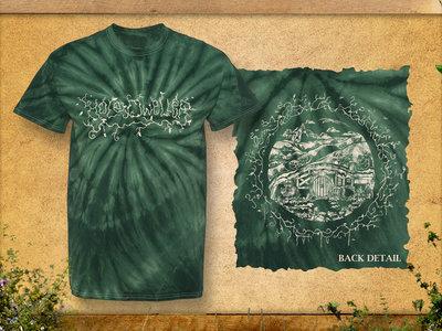 ULTRA RARE Burnout Green Smial T-Shirt main photo