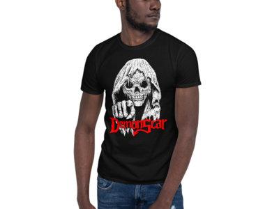 Reaper Skull T-Shirt Logo main photo