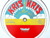 "CHRIS HEWIE - LONG TIME RASTA DID A WAAN YOU (Kris Kris/Archive 12"") photo"