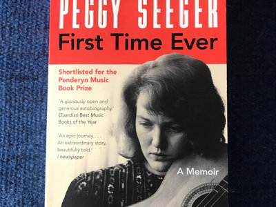 First Time Ever: A Memoir - paperback signed copies main photo