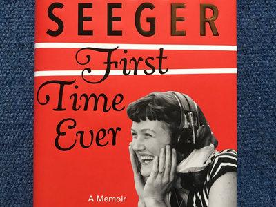 First Time Ever: A Memoir - hardback signed copy main photo