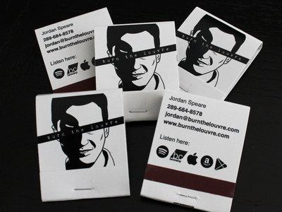 BTL Matchbooks (5 for $3) main photo