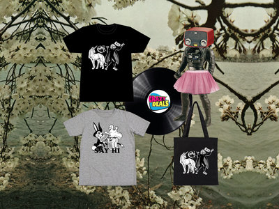 Two T-Shirts And A Tote Bag For $20 main photo