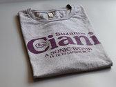 Suzanne Ciani's T-shirt / Gray (Unisex) photo