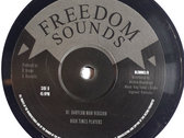 "FRANKIE PAUL - BABYLON MAN (Freedom Sounds/Archive 12"") Dubplate Mixes photo"