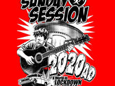 Swill's Sunday Session Tshirt - RED EDITION photo