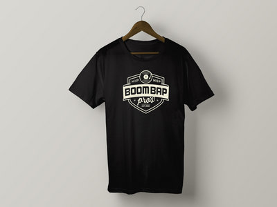 BBP 'Vintage Patch' T-shirt (Black, Navy, Charcoal) main photo