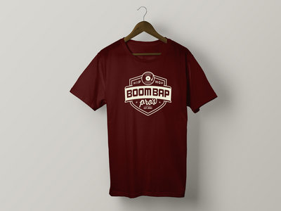 BBP 'Vintage Patch' T-shirt (Maroon, Military Green) main photo