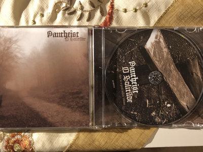 Pantheist- O Solitude CD main photo