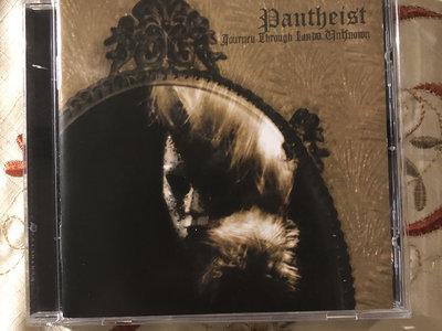 Pantheist- Journey Through Lands Unknown CD main photo