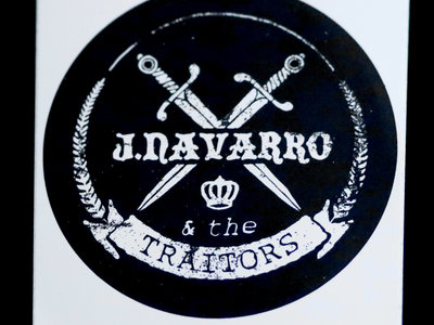 J. Navarro & the Traitors sticker main photo