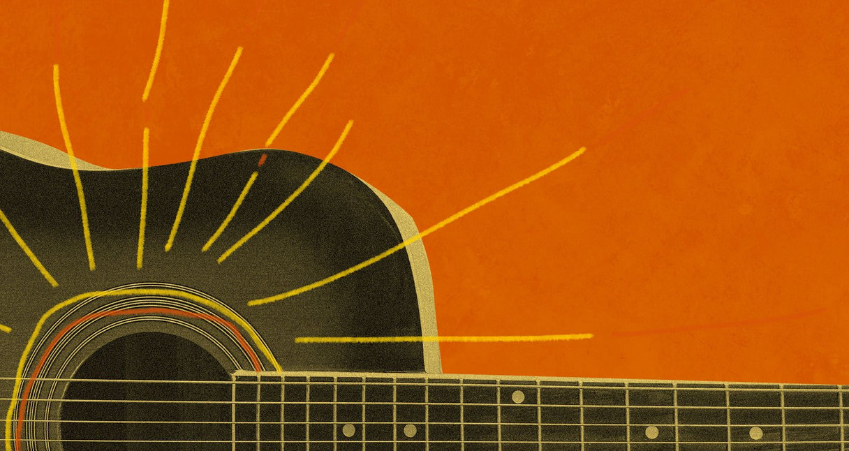 A Guide to Imaginational Anthem's 10 Volumes of Stirring American Primitive Guitar