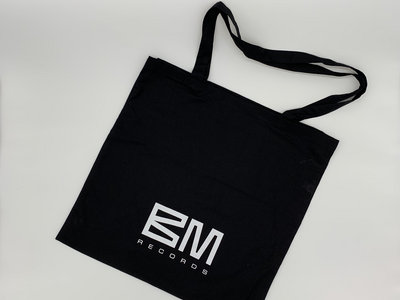 "Tote Bag (Cotton or TNT) + 12"" Vinyl main photo"
