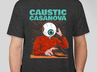 Morse Code Eyeball Shirt main photo